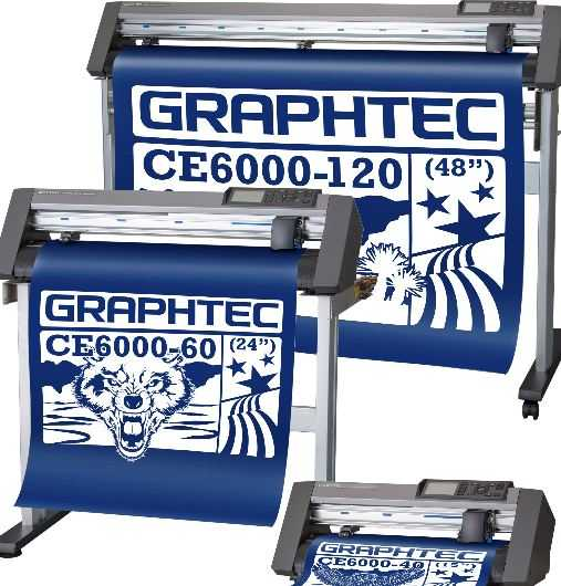 Graphtec Vinyl Cutters - All Models In Stock!
