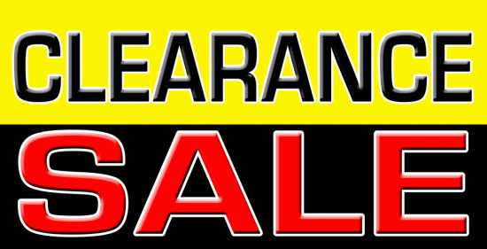 IL- DEMO LISTING - Clerance Sale BIG Blow Out!
